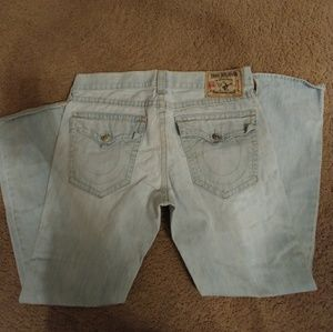 True Religion woman jeans size 36